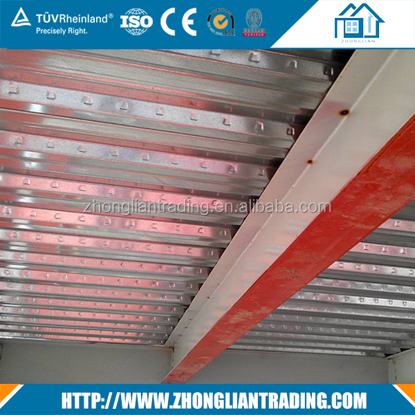 High Quality Scaffolding Metal Deck Design