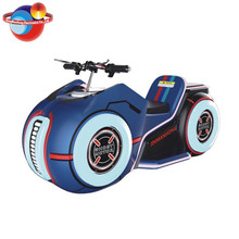 Cheap Amusement Theme Zone Sensor Anti Collision Indoor Motorcycle Electric Ride