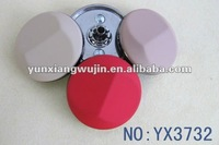 Colorful bulk buttons colored metal snaps