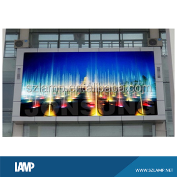 P10 Outdoor Digital Advertising LED Display/screen