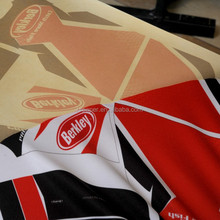 High sticky sublimation transfer paper for sportswear