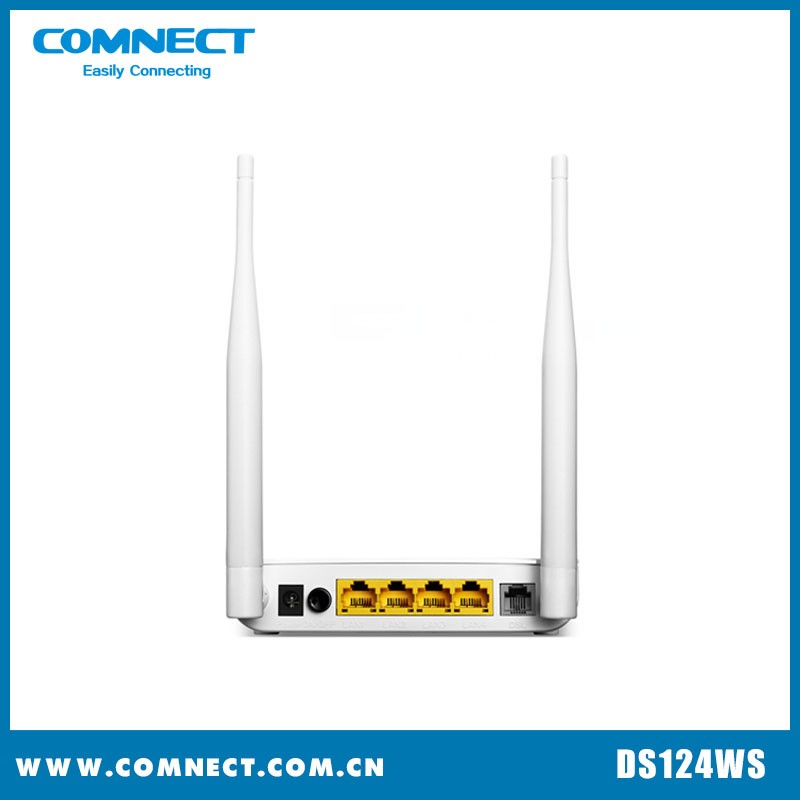 New design adapter adsl wanwith CE certificate