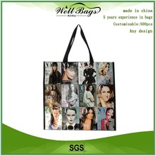 Promotional Laminated PP Non-woven Bag/shopping bag
