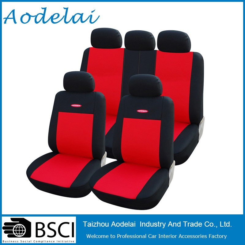 Funny Car Seat Covers Blue And Black Seat Cover For Car