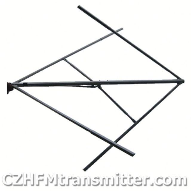 FMUSER Circularly polarized Antenna FM antenna satellite mesh dish antenna