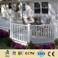 Zhejiang AFOL pvc coated garden fencing outdoor fence decoration