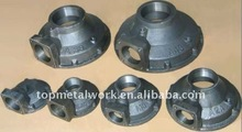 custom made gearbox grey iron casting part
