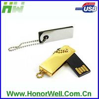 OEM Swivel Promotion TRENDY USB Flash drive