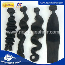 Stock Cheap Indian Remy Hair Weave