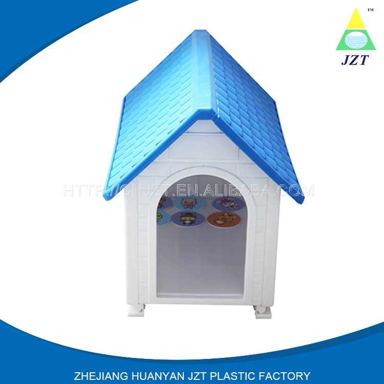 High Quality Durable Using Various plastic cute dog houses
