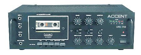 PA Cassette Recorder System