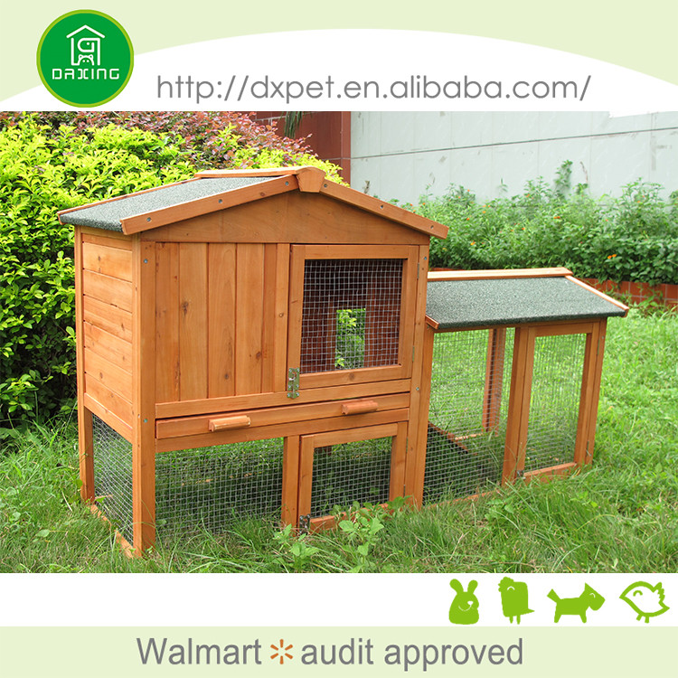 Eco-friendly china supplier large size rabbit cages manufacturers