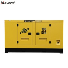 Hot sale brand engine 100KVA diesel generator with suzuki generator