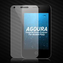 Great tempered screen guard mobile phone protective film screen protector for Alcatel Pixi3