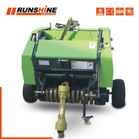Mini Round Baler For Sale, Mini Straw Baler, Mini Round Baler Price