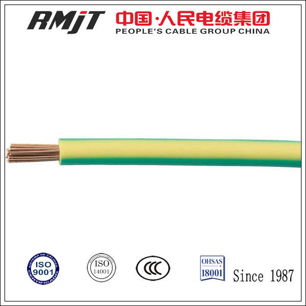 Low voltage Copper conductor PVC insulation 2.5mm electrical cable price