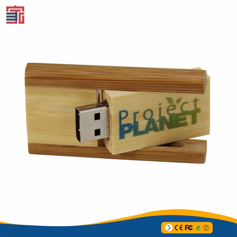 oem logo wooden usb flash memory 16gb