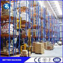 Selective Very Narrow Aisle Pallet Racking and Shelving