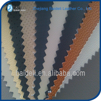 2015 Classical Design Synthetic PVC Leather Materials For Sofa or Car Seat