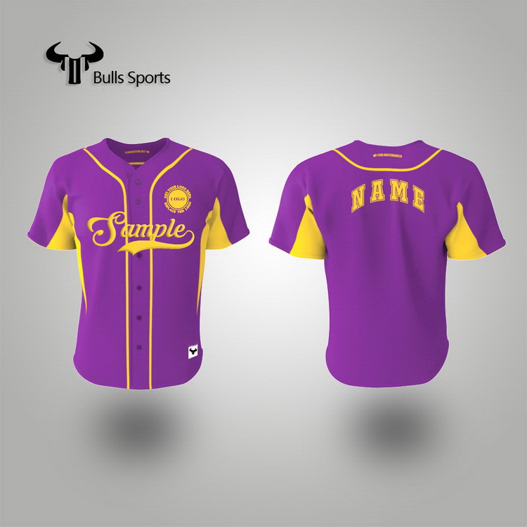 China gold manufacturer Best Selling indians baseball jersey custom