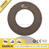 Cheap Good Quality Weave Friction Material Clutch Disc Plate