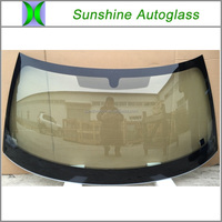 New MINI acoustic mirror laminated windscreen
