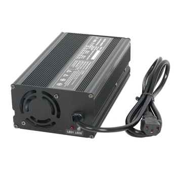 Intelligent 29.4volt 18amp lead-acid Battery Charger for Sweeping Car