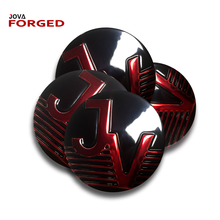Forged Auto Car Parts Custom Design Jeep Pickup Aluminum Center Caps For Wheels