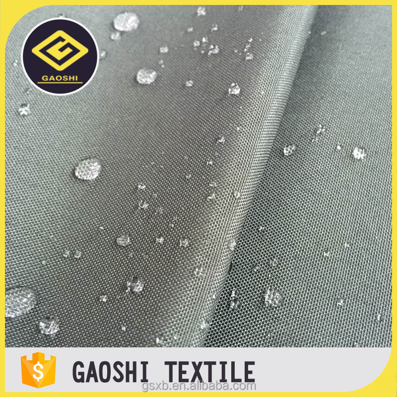 600D Polyester Waterproof Oxford Cloth For Home Textile With PVC Backing