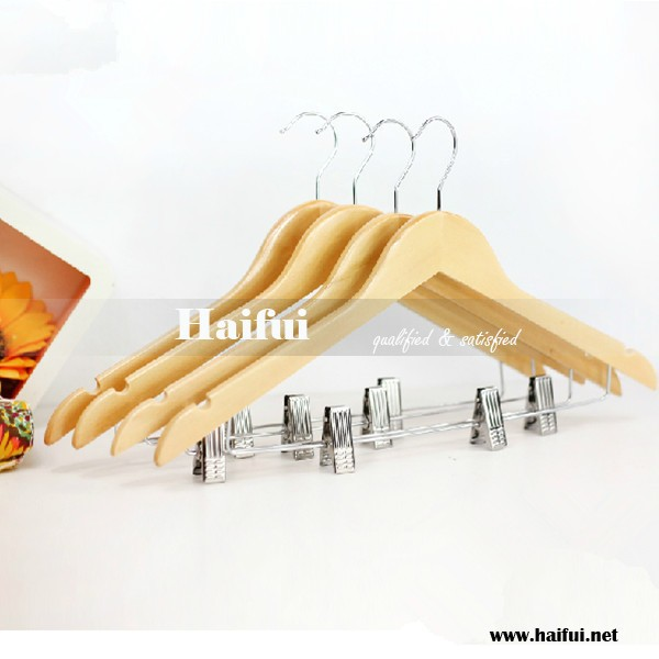 hotel hanger, skirt hanger for hotel bedroom, hanger with clip