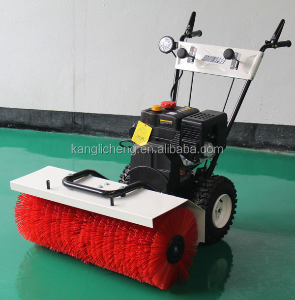 Gasoline Powered Snow Sweeper KCB25