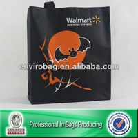 Recycled non woven eco shopping bags