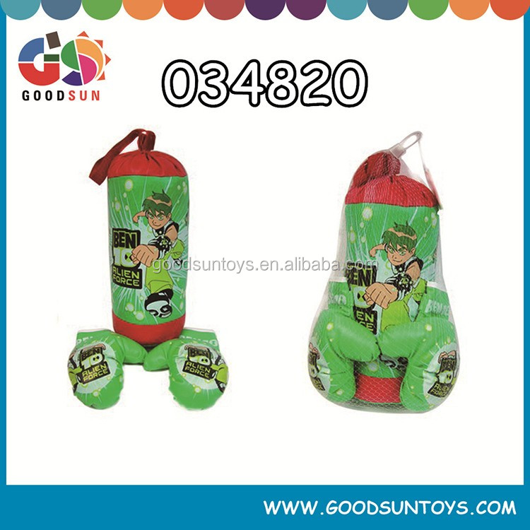 kids indoor sport toys mini boxing set wholesale