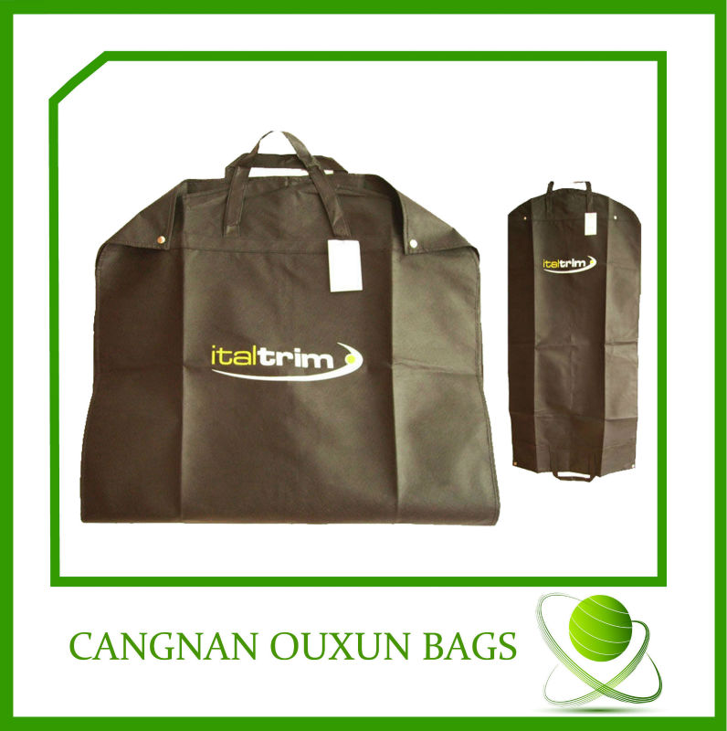 non-woven custom made garment bag