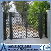 Garden and pool fencing gate-- easy to install and easy to transport