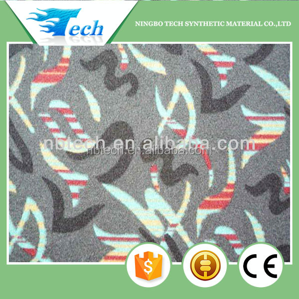 classic printing car upholstery fabric, bus seat fabric