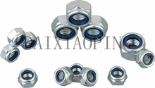 how does a best nylon lock nut dimensions