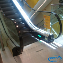 DEAO outdoor residential home escalator handrail escalator price