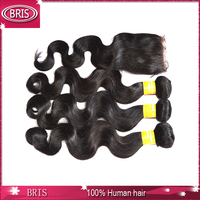 factory price raw unprocessed girls hair cutting styles