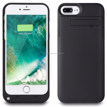3200mAh Ultra Slim External Backup Power Bank Battery Charger Case Cover with Kickstand For Apple iPhone 7 iPhone 6 6s 4.7""