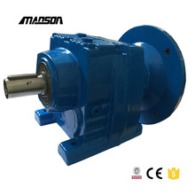 REC / R series helical transmission gearbox for machine