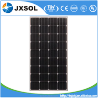 products import from China solar panel 150w mono