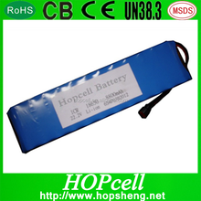 Good service 10AH 24v li ion battery 18650 lifepo4 battery pack