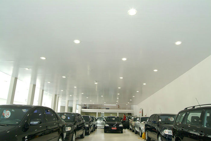 garage interior ceiling design