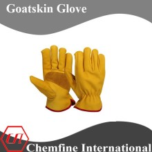 High dexterity goat leather argon welding glove