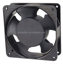 Maxair axial ac cooling 12038 ball bearing cross flow fan motor