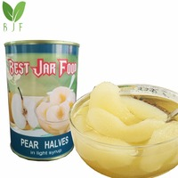 Hot Sale Canned Pear in light syrup