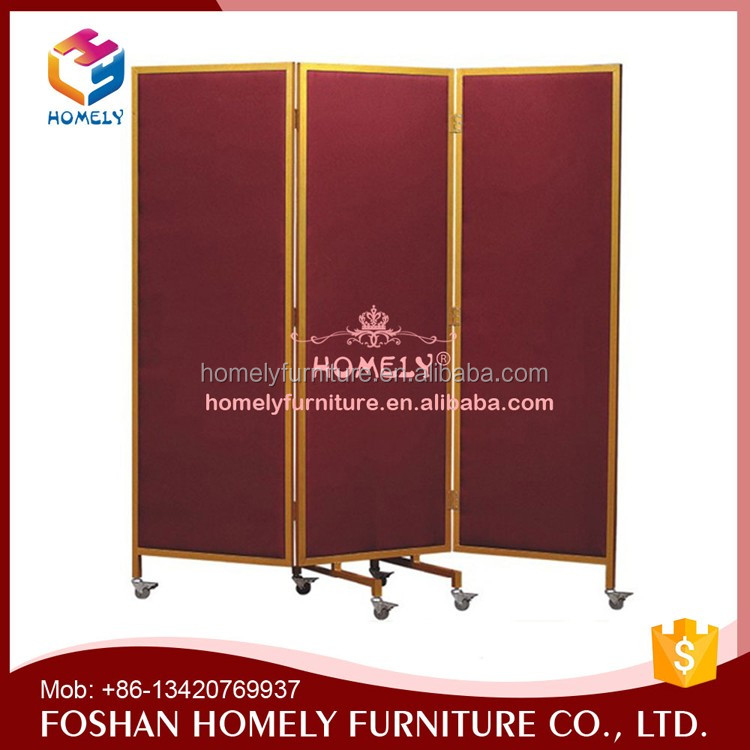Modern Cheap folding movable screen HLY-M29