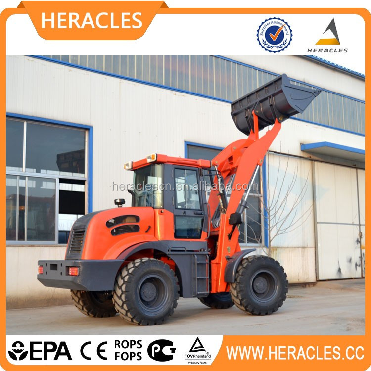 2016 new product agriculature small wheel loader attachment