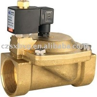2/2 Diaphragm pilot operated solenoid valve